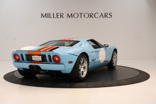 Used 2006 Ford GT for sale Sold at Pagani of Greenwich in Greenwich CT 06830 7