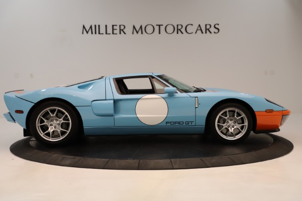 Used 2006 Ford GT for sale Sold at Pagani of Greenwich in Greenwich CT 06830 9