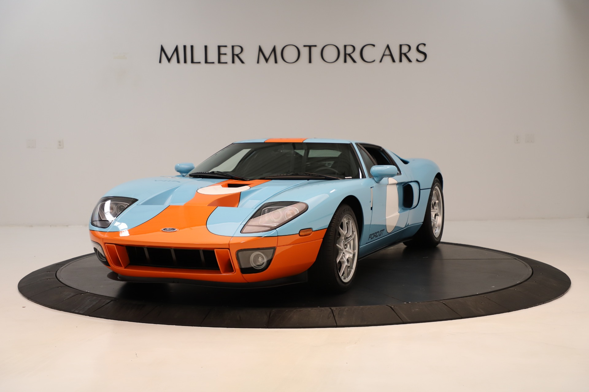 Used 2006 Ford GT for sale Sold at Pagani of Greenwich in Greenwich CT 06830 1