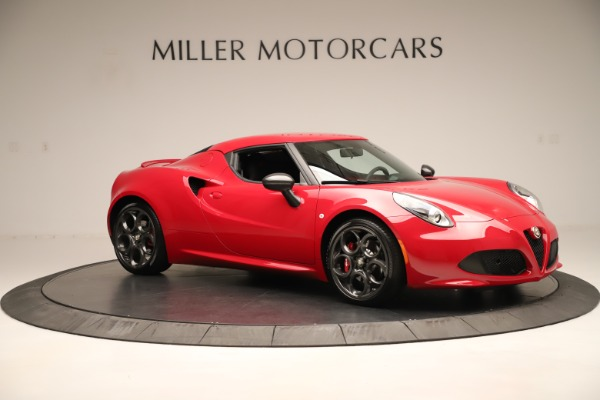 Used 2015 Alfa Romeo 4C for sale Sold at Pagani of Greenwich in Greenwich CT 06830 10