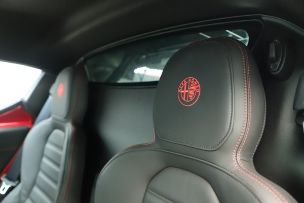 Used 2015 Alfa Romeo 4C for sale Sold at Pagani of Greenwich in Greenwich CT 06830 21