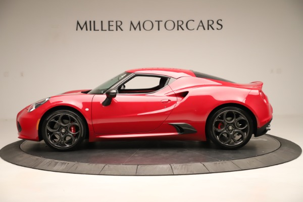 Used 2015 Alfa Romeo 4C for sale Sold at Pagani of Greenwich in Greenwich CT 06830 3