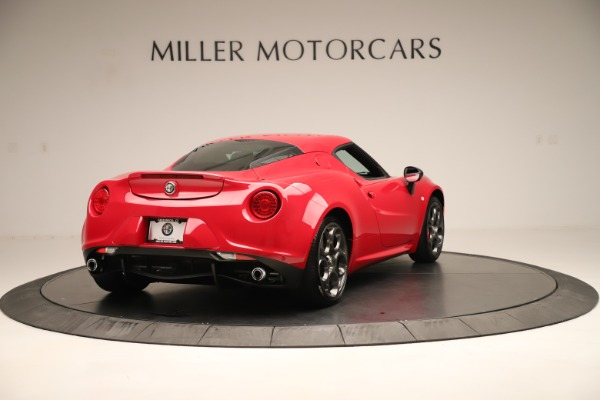 Used 2015 Alfa Romeo 4C for sale Sold at Pagani of Greenwich in Greenwich CT 06830 7