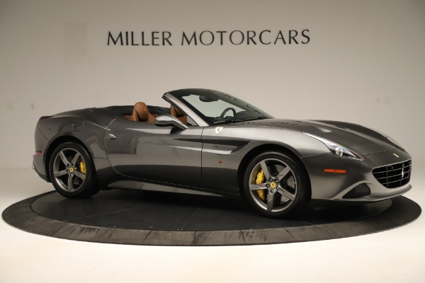Used 2015 Ferrari California T for sale $139,900 at Pagani of Greenwich in Greenwich CT 06830 10