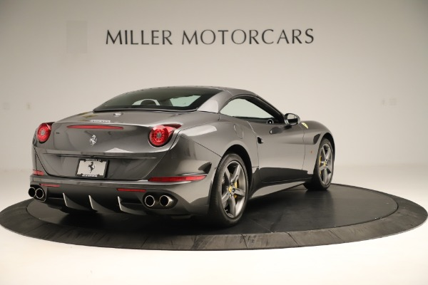 Used 2015 Ferrari California T for sale $139,900 at Pagani of Greenwich in Greenwich CT 06830 16