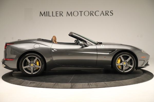 Used 2015 Ferrari California T for sale $139,900 at Pagani of Greenwich in Greenwich CT 06830 9