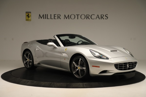 Used 2014 Ferrari California 30 for sale Sold at Pagani of Greenwich in Greenwich CT 06830 10