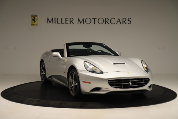 Used 2014 Ferrari California 30 for sale Sold at Pagani of Greenwich in Greenwich CT 06830 11