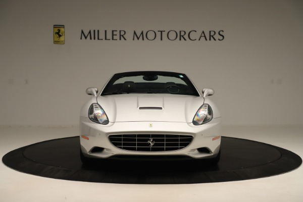 Used 2014 Ferrari California 30 for sale Sold at Pagani of Greenwich in Greenwich CT 06830 12
