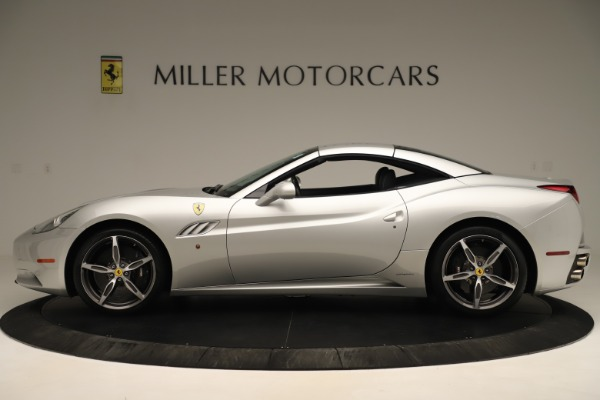 Used 2014 Ferrari California 30 for sale Sold at Pagani of Greenwich in Greenwich CT 06830 14