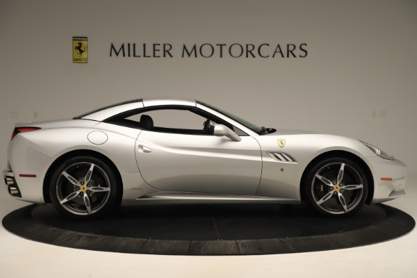 Used 2014 Ferrari California 30 for sale Sold at Pagani of Greenwich in Greenwich CT 06830 17