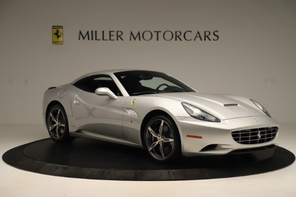 Used 2014 Ferrari California 30 for sale Sold at Pagani of Greenwich in Greenwich CT 06830 18