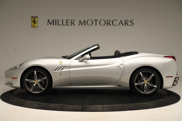 Used 2014 Ferrari California 30 for sale Sold at Pagani of Greenwich in Greenwich CT 06830 3