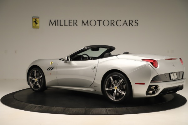 Used 2014 Ferrari California 30 for sale Sold at Pagani of Greenwich in Greenwich CT 06830 4
