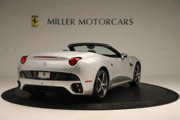 Used 2014 Ferrari California 30 for sale Sold at Pagani of Greenwich in Greenwich CT 06830 7