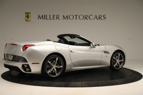 Used 2014 Ferrari California 30 for sale Sold at Pagani of Greenwich in Greenwich CT 06830 8