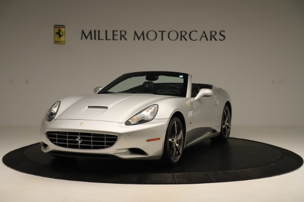 Used 2014 Ferrari California 30 for sale Sold at Pagani of Greenwich in Greenwich CT 06830 1