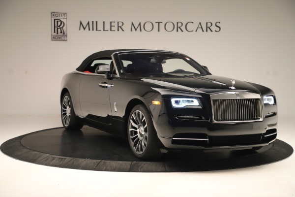 Used 2019 Rolls-Royce Dawn for sale Call for price at Pagani of Greenwich in Greenwich CT 06830 10