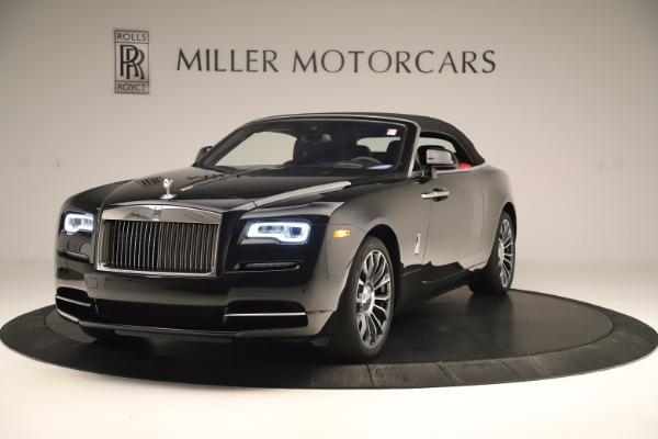 Used 2019 Rolls-Royce Dawn for sale Call for price at Pagani of Greenwich in Greenwich CT 06830 12