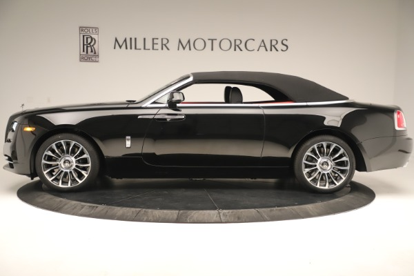 Used 2019 Rolls-Royce Dawn for sale Call for price at Pagani of Greenwich in Greenwich CT 06830 13