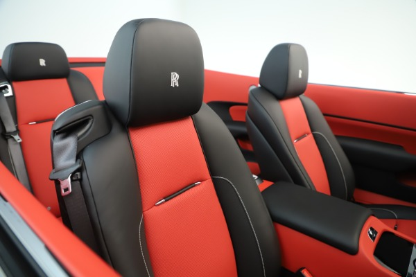 Used 2019 Rolls-Royce Dawn for sale Call for price at Pagani of Greenwich in Greenwich CT 06830 20