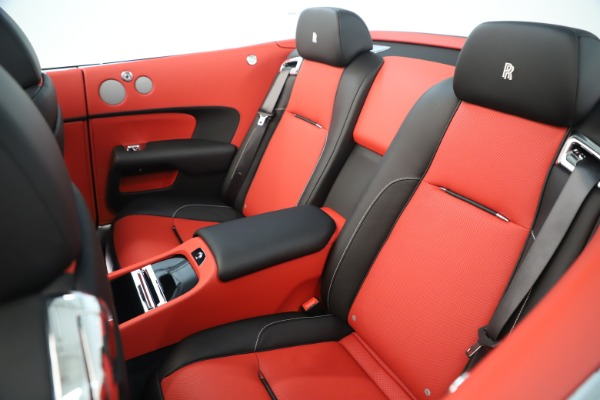 Used 2019 Rolls-Royce Dawn for sale $299,900 at Pagani of Greenwich in Greenwich CT 06830 21