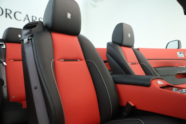 Used 2019 Rolls-Royce Dawn for sale Call for price at Pagani of Greenwich in Greenwich CT 06830 26