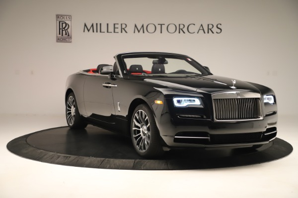 Used 2019 Rolls-Royce Dawn for sale Call for price at Pagani of Greenwich in Greenwich CT 06830 9