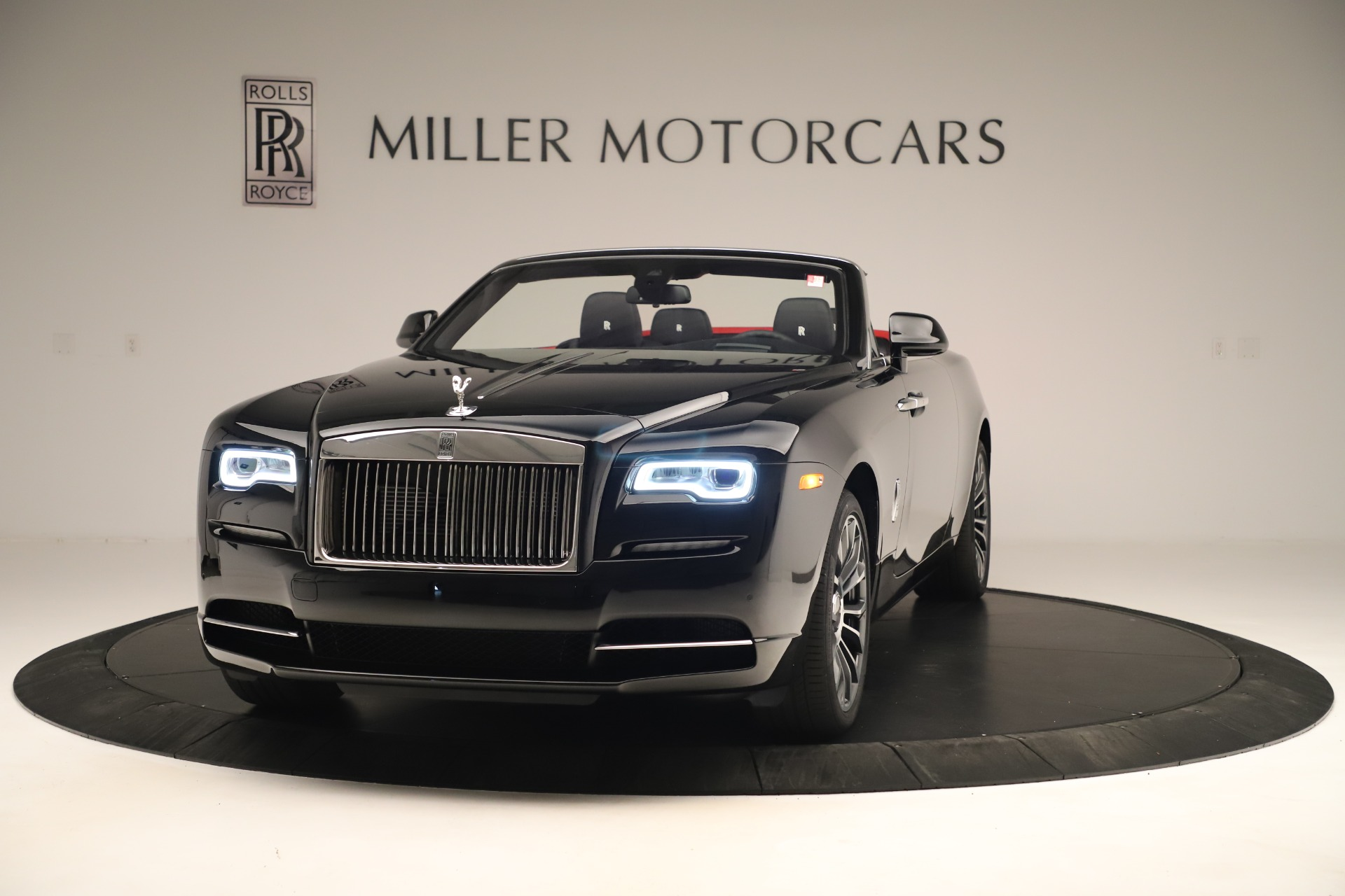 Used 2019 Rolls-Royce Dawn for sale Call for price at Pagani of Greenwich in Greenwich CT 06830 1