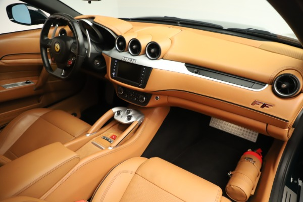 Used 2012 Ferrari FF for sale Sold at Pagani of Greenwich in Greenwich CT 06830 19