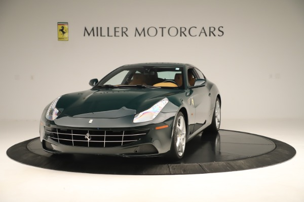 Used 2012 Ferrari FF for sale Sold at Pagani of Greenwich in Greenwich CT 06830 1