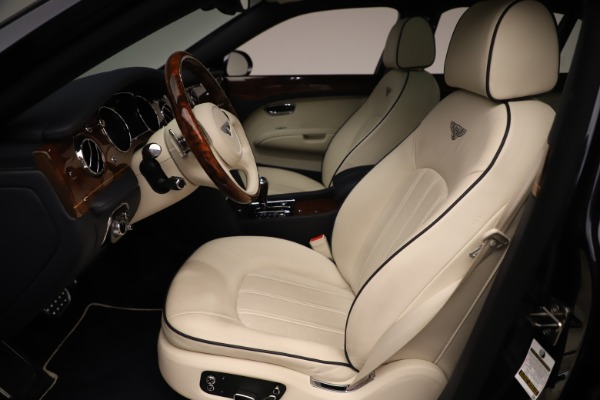 Used 2016 Bentley Mulsanne for sale Sold at Pagani of Greenwich in Greenwich CT 06830 18