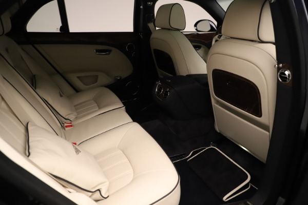 Used 2016 Bentley Mulsanne for sale Sold at Pagani of Greenwich in Greenwich CT 06830 28