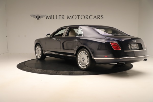 Used 2016 Bentley Mulsanne for sale Sold at Pagani of Greenwich in Greenwich CT 06830 5