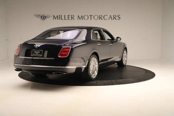 Used 2016 Bentley Mulsanne for sale Sold at Pagani of Greenwich in Greenwich CT 06830 7