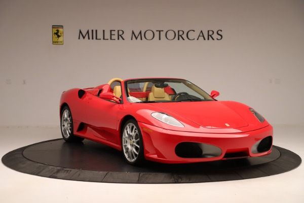 Used 2007 Ferrari F430 F1 Spider for sale Sold at Pagani of Greenwich in Greenwich CT 06830 11
