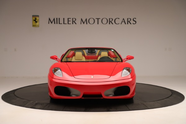 Used 2007 Ferrari F430 F1 Spider for sale Sold at Pagani of Greenwich in Greenwich CT 06830 12