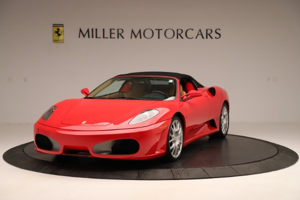Used 2007 Ferrari F430 F1 Spider for sale Sold at Pagani of Greenwich in Greenwich CT 06830 13