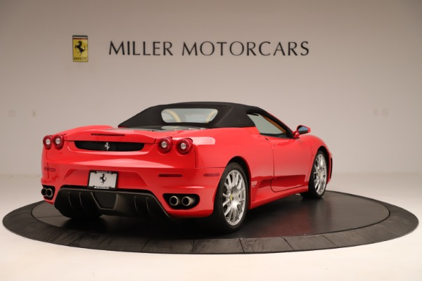 Used 2007 Ferrari F430 F1 Spider for sale Sold at Pagani of Greenwich in Greenwich CT 06830 16