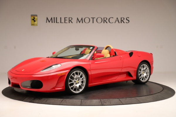 Used 2007 Ferrari F430 F1 Spider for sale Sold at Pagani of Greenwich in Greenwich CT 06830 2
