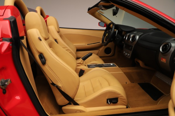 Used 2007 Ferrari F430 F1 Spider for sale Sold at Pagani of Greenwich in Greenwich CT 06830 25
