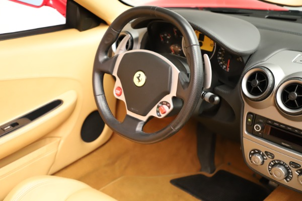 Used 2007 Ferrari F430 F1 Spider for sale Sold at Pagani of Greenwich in Greenwich CT 06830 28