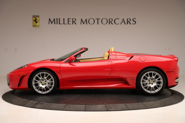 Used 2007 Ferrari F430 F1 Spider for sale Sold at Pagani of Greenwich in Greenwich CT 06830 3