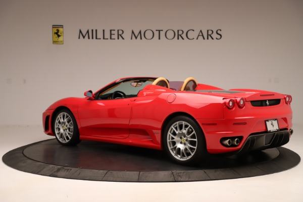 Used 2007 Ferrari F430 F1 Spider for sale Sold at Pagani of Greenwich in Greenwich CT 06830 4