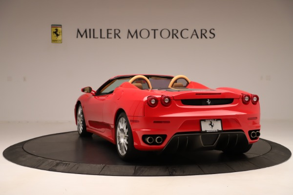 Used 2007 Ferrari F430 F1 Spider for sale Sold at Pagani of Greenwich in Greenwich CT 06830 5
