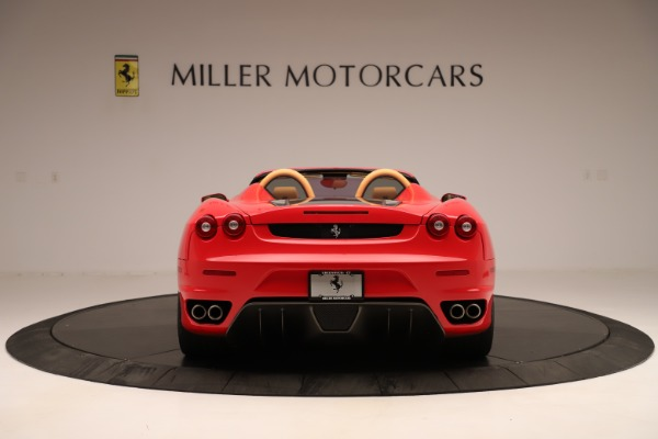 Used 2007 Ferrari F430 F1 Spider for sale Sold at Pagani of Greenwich in Greenwich CT 06830 6