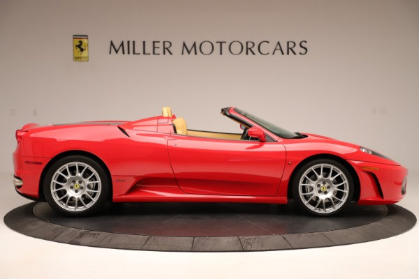 Used 2007 Ferrari F430 F1 Spider for sale Sold at Pagani of Greenwich in Greenwich CT 06830 9