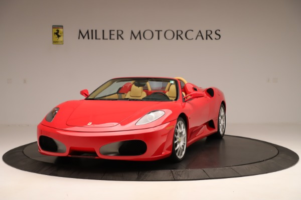 Used 2007 Ferrari F430 F1 Spider for sale Sold at Pagani of Greenwich in Greenwich CT 06830 1