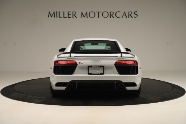 Used 2018 Audi R8 5.2 quattro V10 Plus for sale Sold at Pagani of Greenwich in Greenwich CT 06830 6