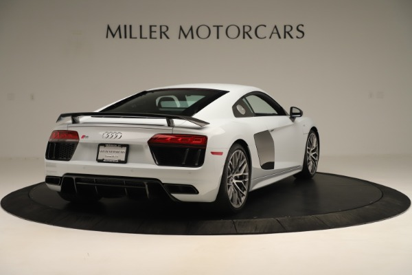 Used 2018 Audi R8 5.2 quattro V10 Plus for sale Sold at Pagani of Greenwich in Greenwich CT 06830 7